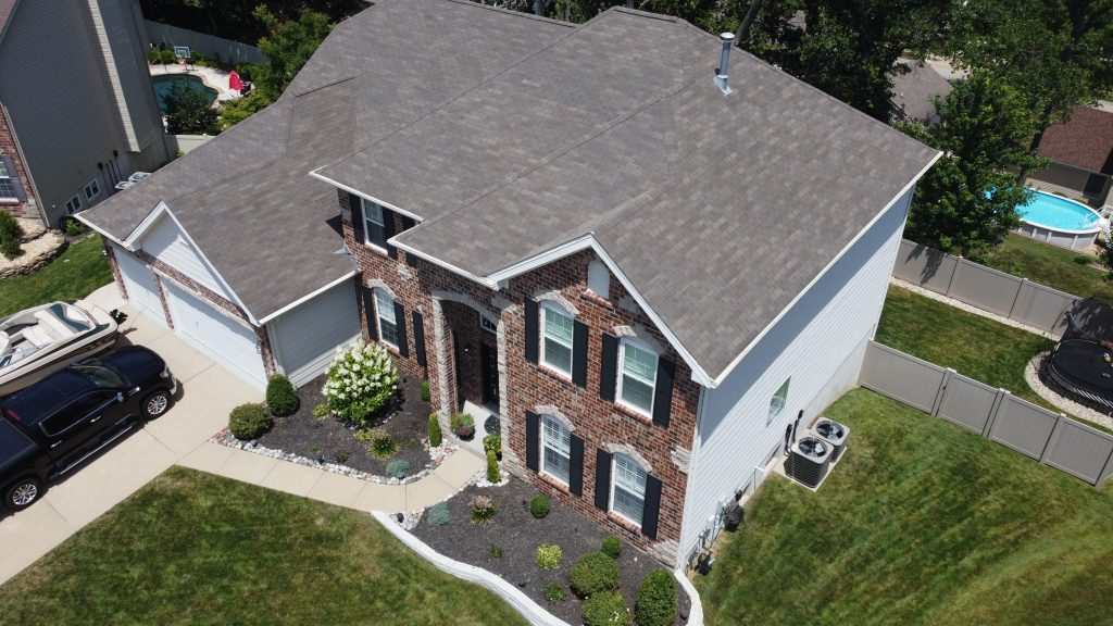 New roof installation in Springfield